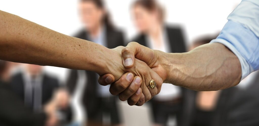 hands, businessmen, team